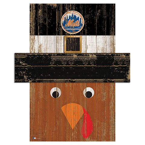 New York Mets Turkey Head