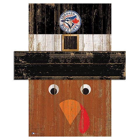 Toronto Blue Jays Turkey Head