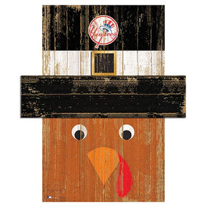New York Yankees Turkey Head