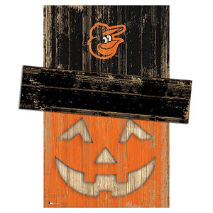 Baltimore Orioles Pumpkin Head w/Hat