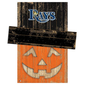Tampa Bay Rays Pumpkin Head w/Hat