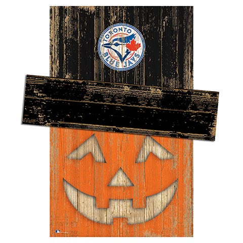 Toronto Blue Jays Pumpkin Head w/Hat
