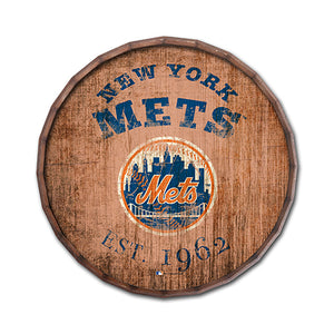 New York Mets Established Date 24