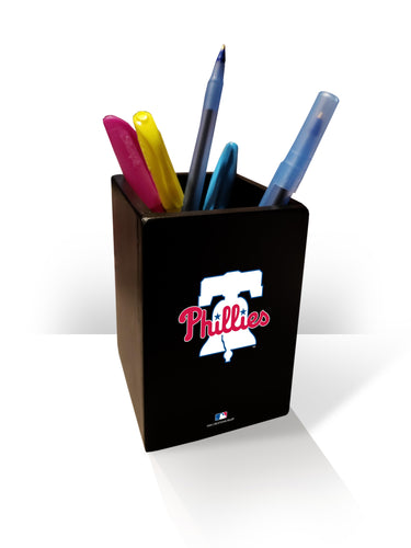 Philadelphia Phillies Pen Holder