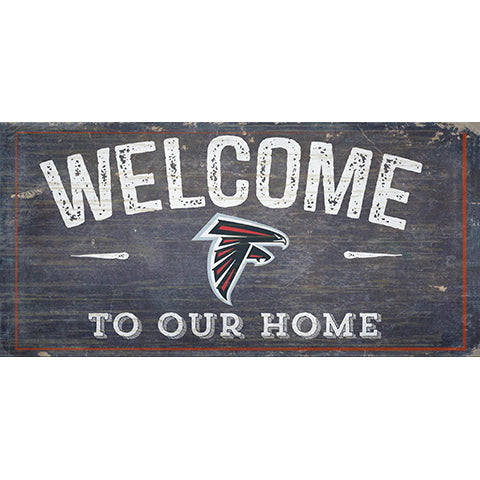 Atlanta Falcons Welcome Distressed