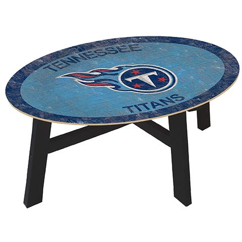 Tennessee Titans Coffee table with team color