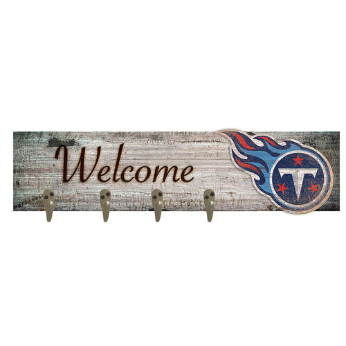 Tennessee Titans Coat Hanger 6x24