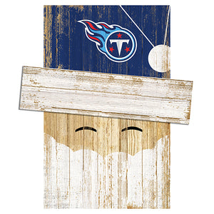 Tennessee Titans Santa Head