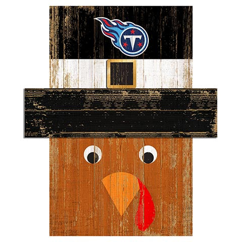 Tennessee Titans Turkey Head