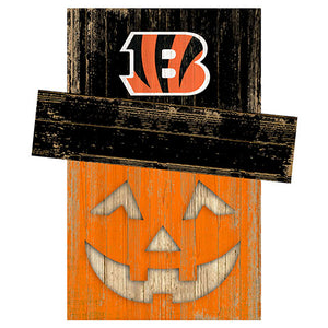 Cincinnati Bengals Pumpkin Head w/Hat
