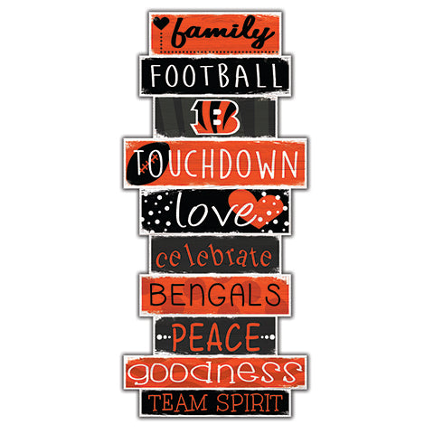 Cincinnati Bengals Celebrations Stack 24