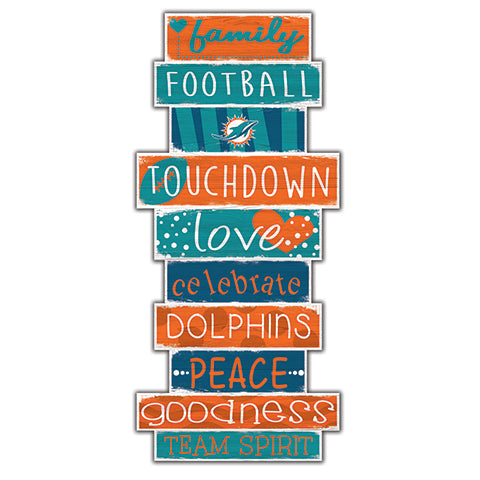 Miami Dolphins Celebrations Stack 24