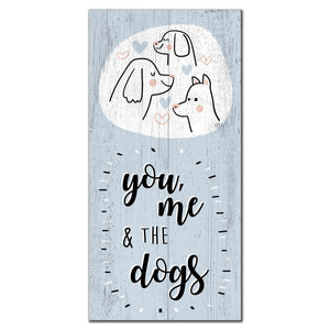 You, Me, and the Dogs 6x12