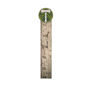 Portland Timbers Growth Chart Sign 6x36