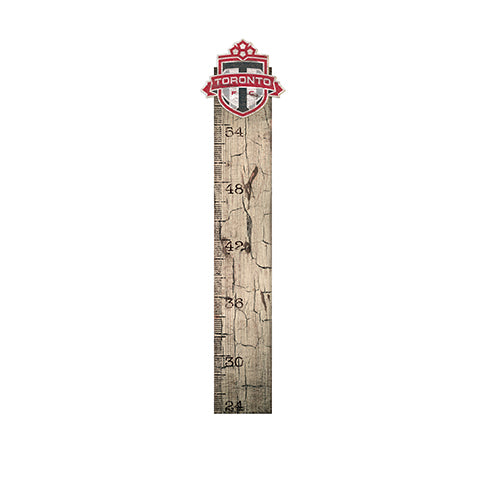 Toronto FC Growth Chart Sign 6x36