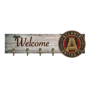Atlanta United Coat Hanger 6x24
