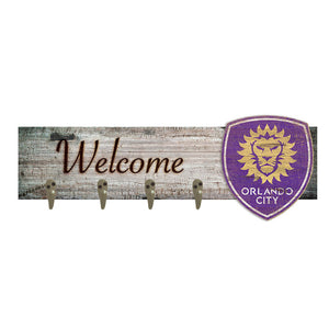 Orlando City Coat Hanger 6x24