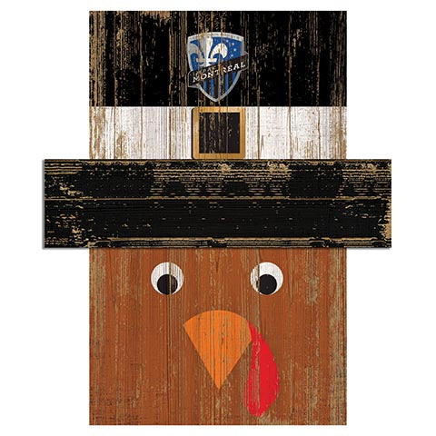 Montreal Impact Turkey Head