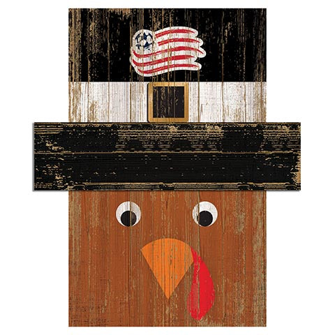 New England Revolution Turkey Head