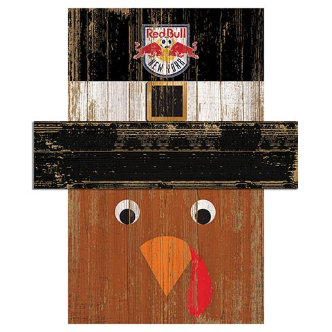 New York Red Bulls Turkey Head