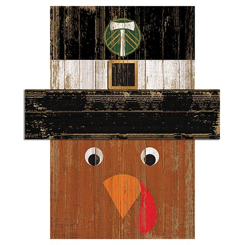 Portland Timbers Turkey Head
