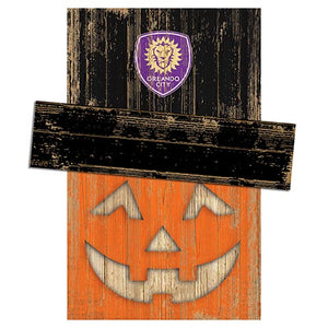 Orlando City Pumpkin Head w/Hat