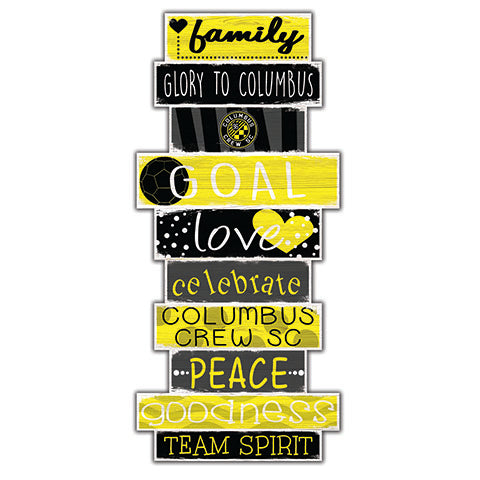 Columbus Crew Celebrations Stack 24