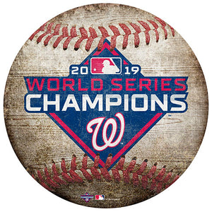 Washington Nationals: World Series Champions 12