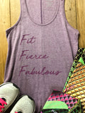Fit Fierce Fabulous