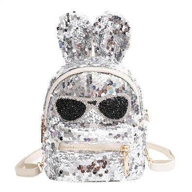 Sunglasses Sequin Mini Back Pack - 6 Colors