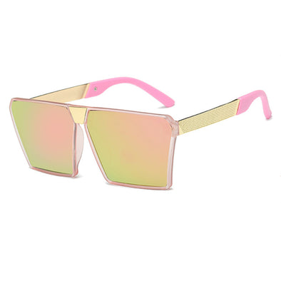 Kids Geometric Sunglasses