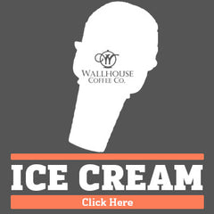 Wallhouse Coffee Ice Cream Menu