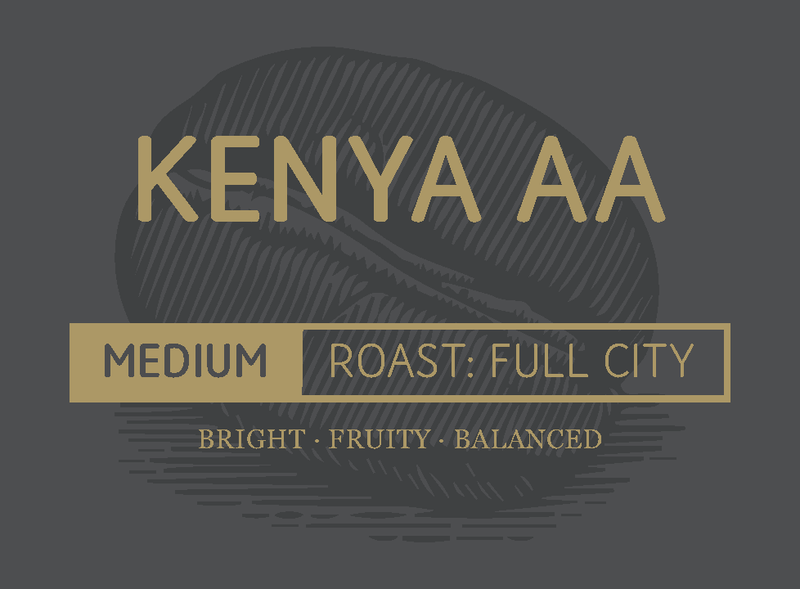 Kenya AA Wallhouse Coffee Company