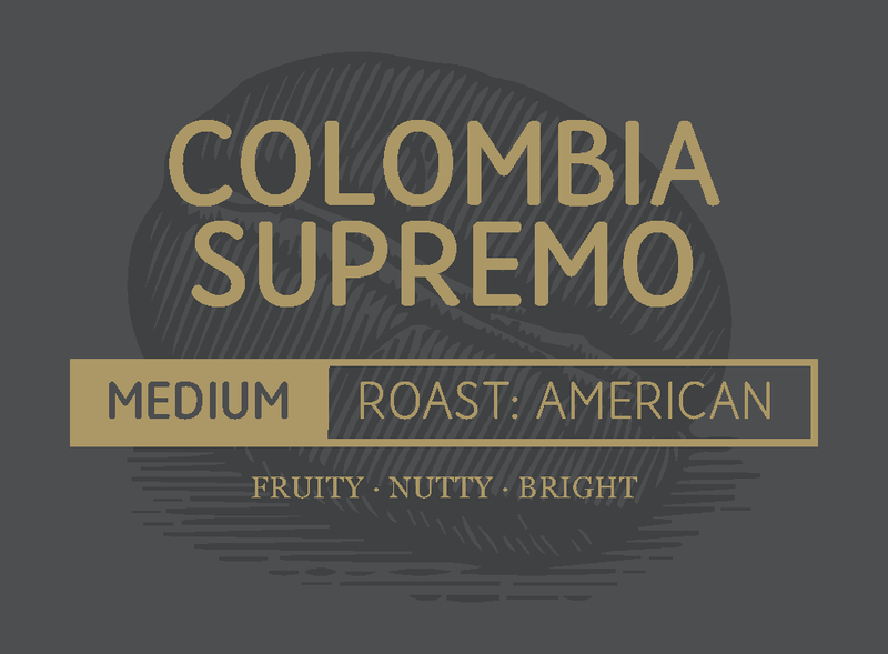 Colombia Supremo Wallhouse Coffee Company