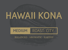 Hawaii Kona Wallhouse Coffee Company