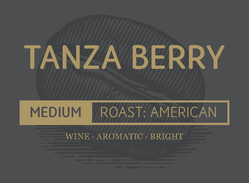 Tanza Berry Wallhouse Coffee Company