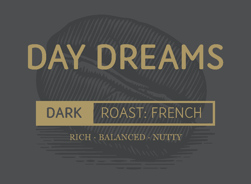 Day Dreams Wallhouse Coffee Company