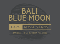 Bali Blue Moon Wallhouse Coffee Company