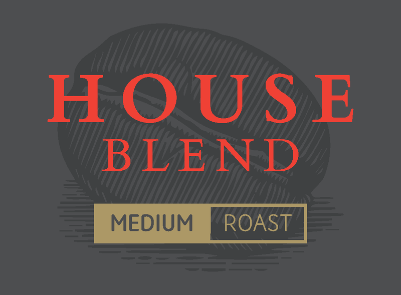 House Blend Wallhouse Coffee Company