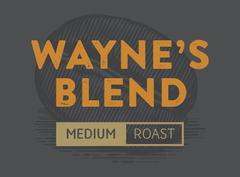 Waynes Blend Wallhouse Coffee Company