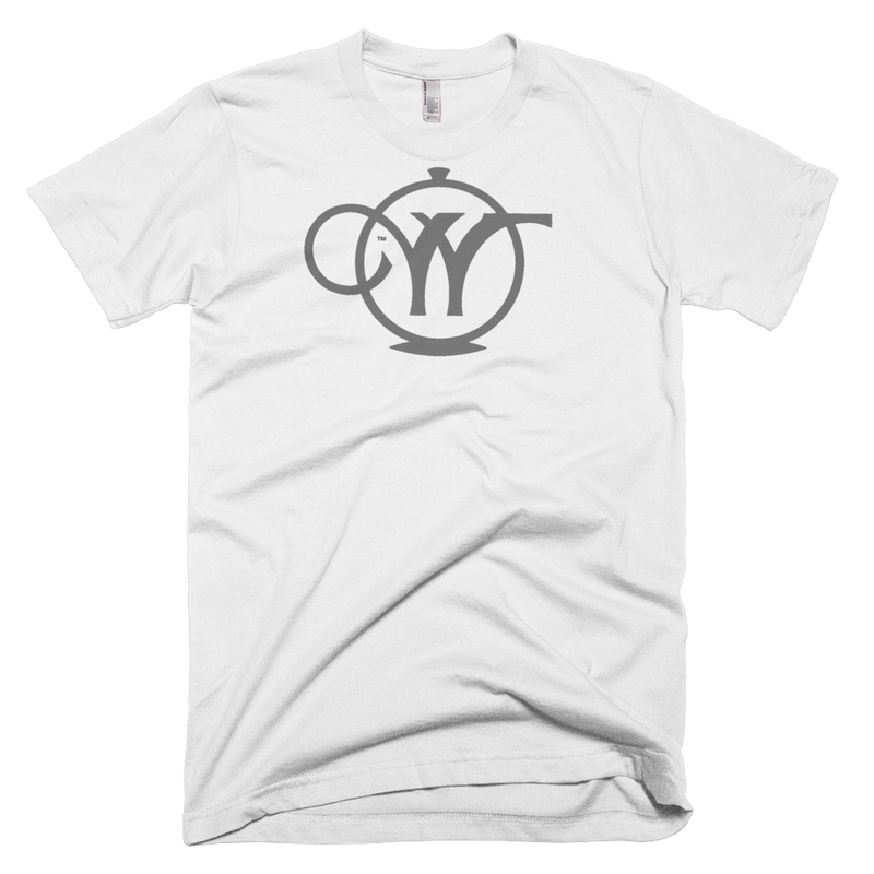 Short-Sleeve T-Shirt - Large Wallhouse Coffee Logo