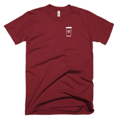 Wallhouse Coffee Hot Cup T-Shirt