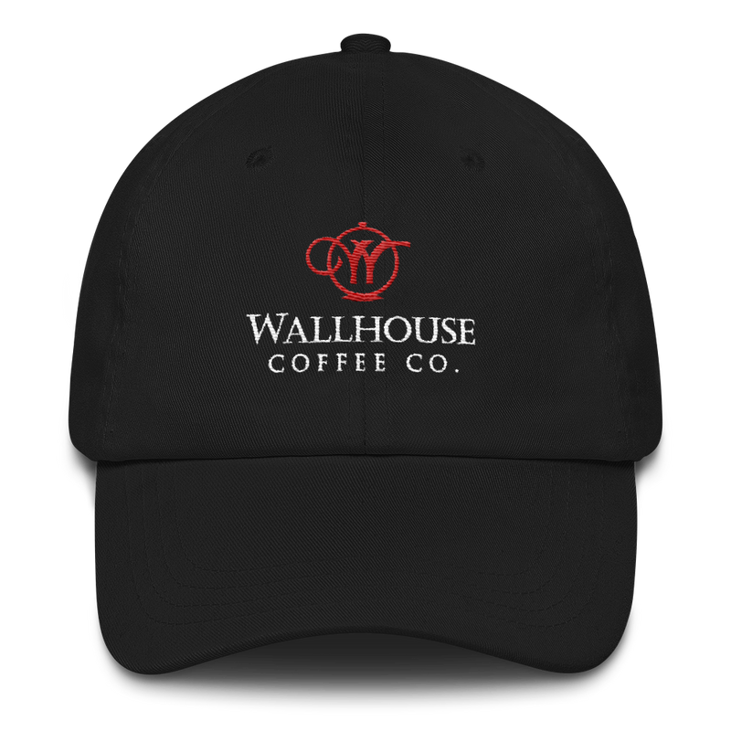 Wallhouse Coffee Co. Logo Dad Hat