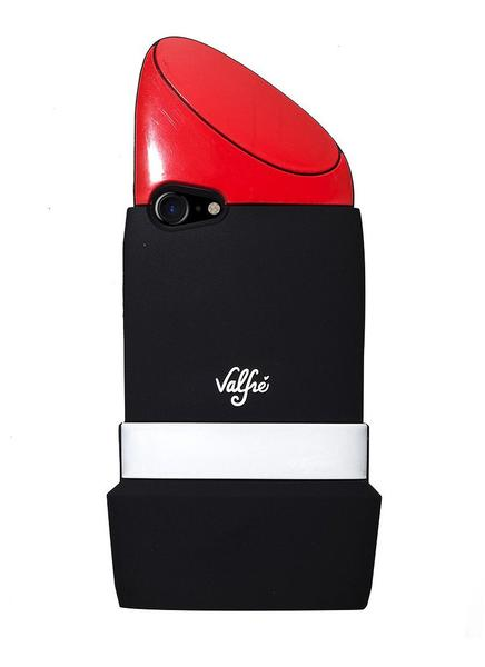 Valfre - Lipstick 3D IPhone Case - Western Glamour