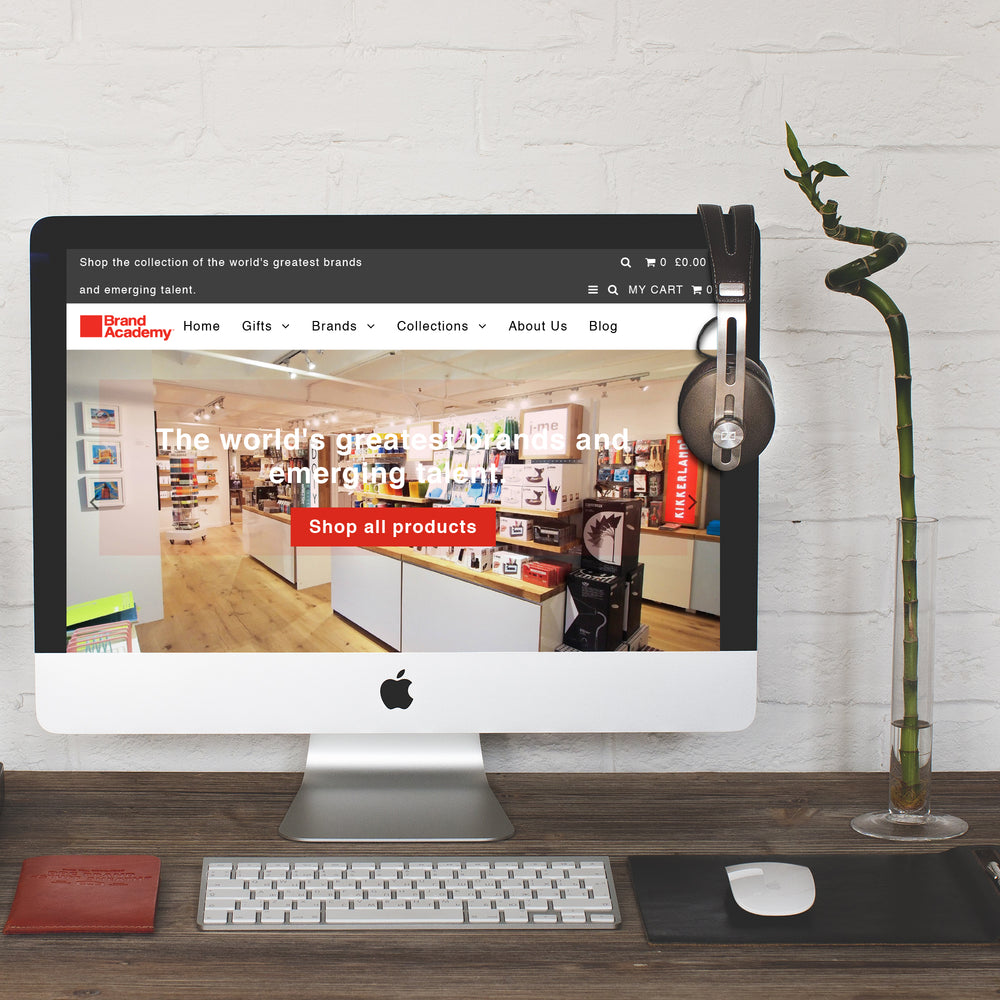 Website goes live! Shop a selection of our in-store products online