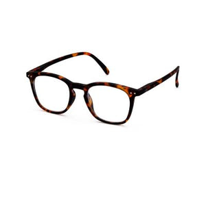 Reading Glasses Unisex Frame E +2.5 in Tortoise