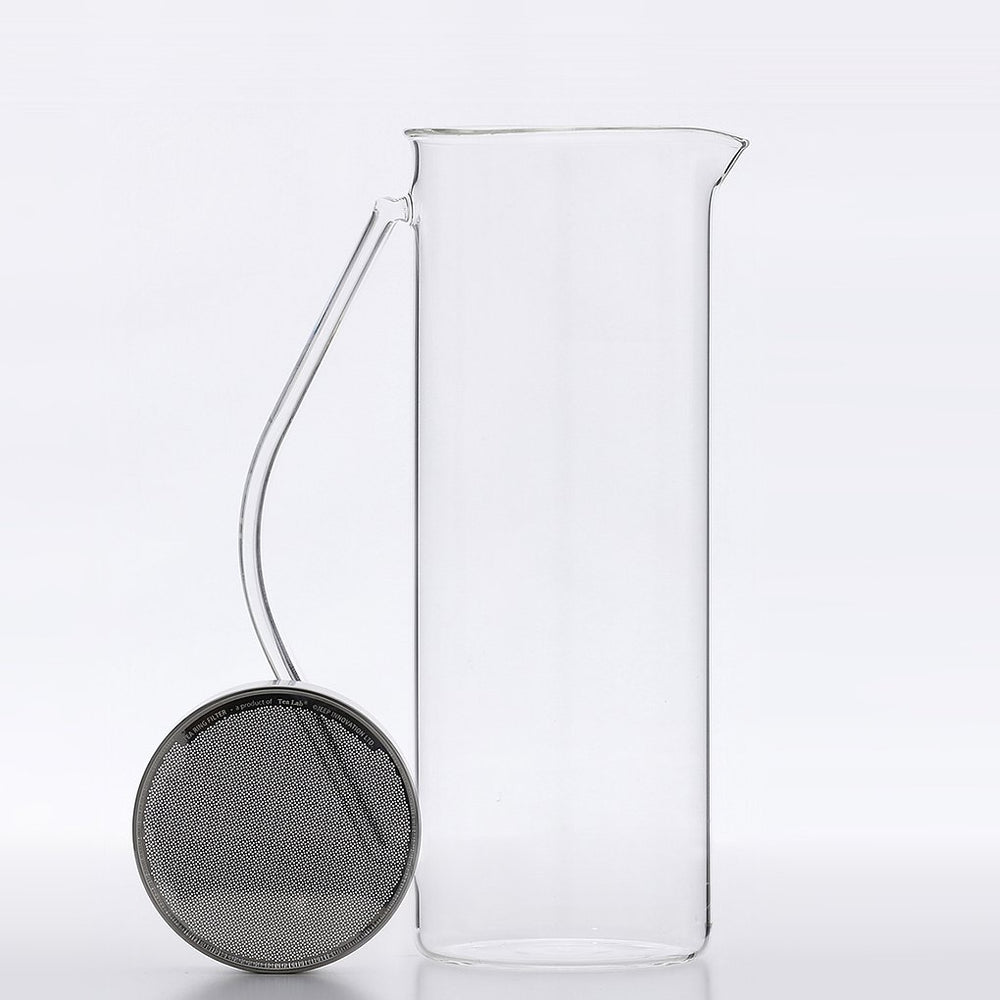 Tea Brewing and Filtering Set Jug Carafe T-RING