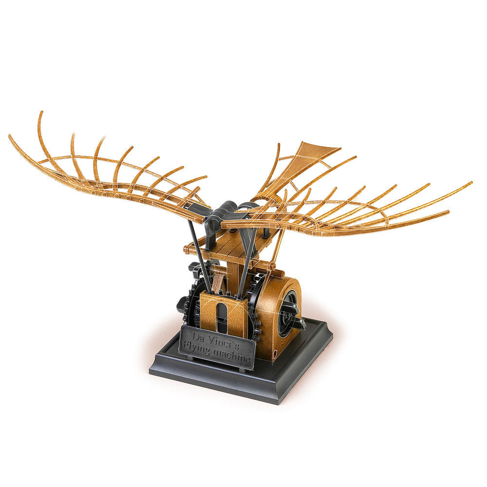 Da Vinci Collection Flying Machine Model Kit