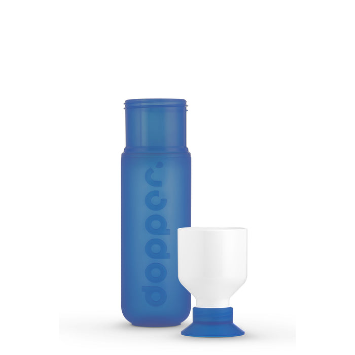 Dopper Pacific blue water bottle Stationery Dopper - Brand Academy Store
