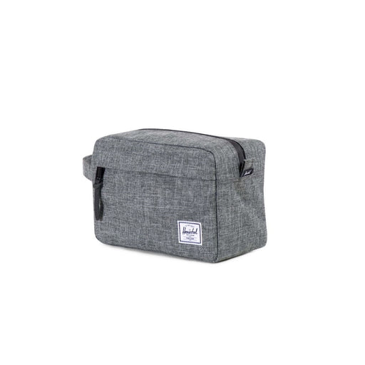 Herschel chapter grey travel kit | Large Fashion Herschel - Brand Academy Store
